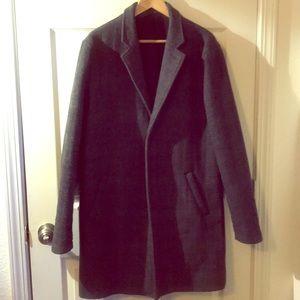 Brook's Brothers Top Coat Tweed